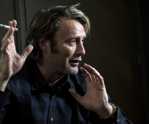 actor, danish, and cigarette image