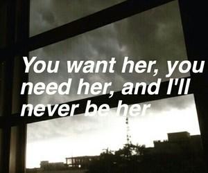 quotes, tumblr, and Lyrics image