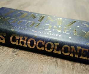 chocolade, hilfiger, and tommy image