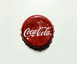 red, coca cola, and aesthetic image