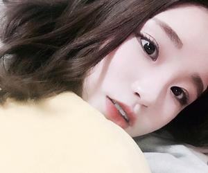 asia, beautiful, and eyes image