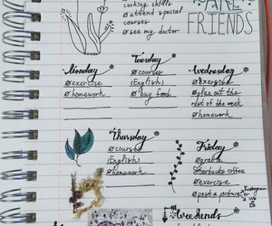 doodles and plants image