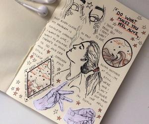 journal, tumblr, and grunge image