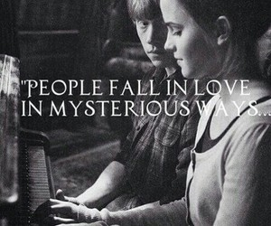 love, harry potter, and ed sheeran image