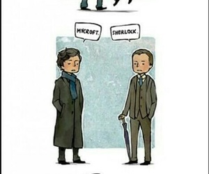 thor, supernatural, and sherlock image