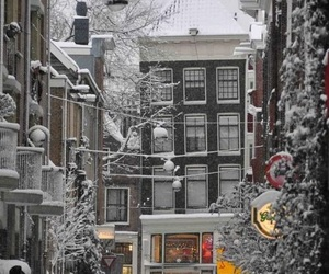 christmas, vacation, and winter image