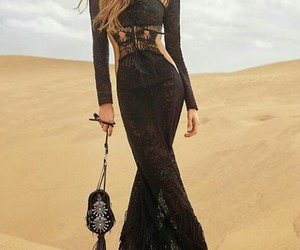 dress, women, and Roberto Cavalli image