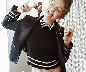 girl, tumblr, and Victoria's Secret image