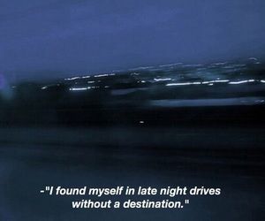 quotes, grunge, and night image
