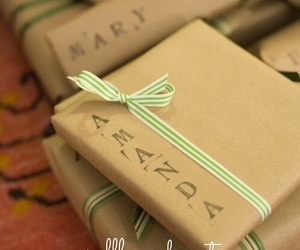 christmas, christmas wrapping, and party ideas image