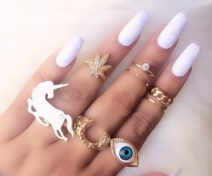 accessories, alternative, and fashion image