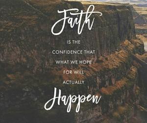 faith, bible, and jesus image