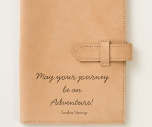 adventure, journal, and quotes image