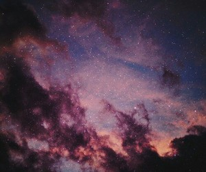 aesthetic, stars, and wallpaper image