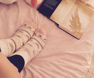 book, harrypotter, and Lazy image