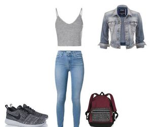 outfits, school, and fashion image