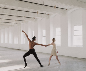 dance, art, and ballet image