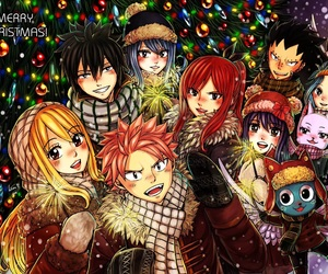 fairy tail, anime, and art image