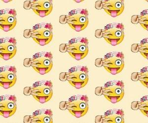 wallpaper, emoji, and patternator image