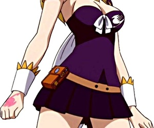 fairy tail and lucy heartfilia image