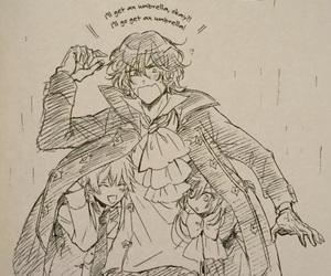 alice, Gilbert, and Oz image