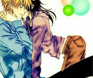 kiss, kaichou wa maid sama, and anime image