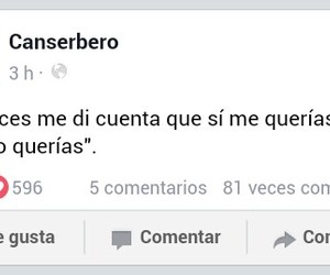 SI, canserbero, and amor image
