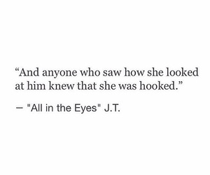 adore, eyes, and hooked image