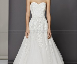 wedding, cheap wedding dresses, and wedding dresses image