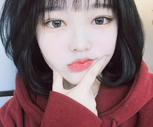 ulzzang, asian, and cute image
