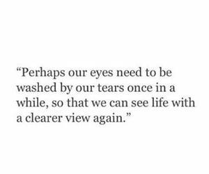 eyes, quote, and life image