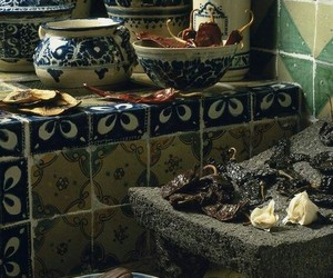 colores and cocina mexicana image