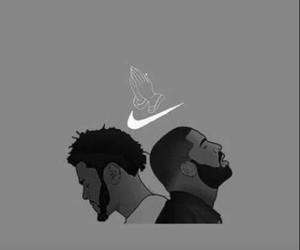 Drake and nike image