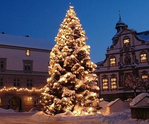 christmas, europe, and holiday image