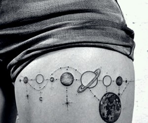tattoo and univers image