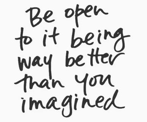 imagine and quote image