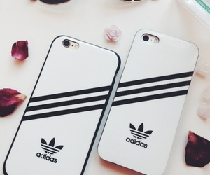 adidas, bff, and case image