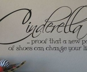 dreams, love, and shoes image