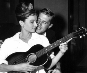 audrey hepburn, Breakfast at Tiffany's, and audrey image