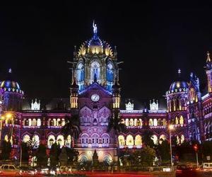 night tour mumbai and mumbai night walk image
