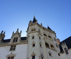 architecture, bretagne, and chateau image