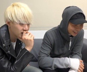 bts, yoongi, and namjoon image