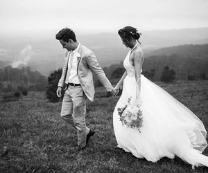 couples, goals, and marriage image