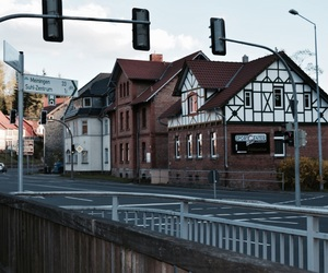 germany, traffic light, and suhl image