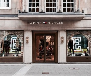 tommy hilfiger, fashion, and shop image