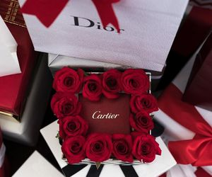 cartier and dior image