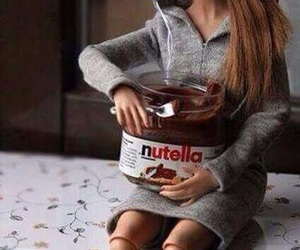 barbie, nutella, and realistic image