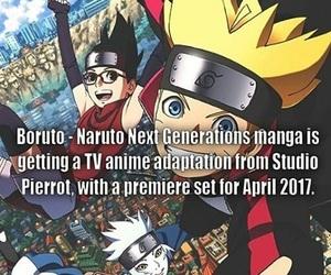 anime, sarada, and april image