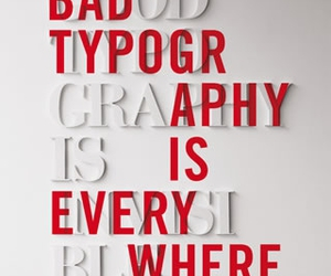 typography and Craig Ward image