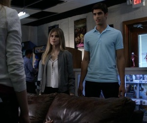 carlson young, tom maden, and brooke maddox image